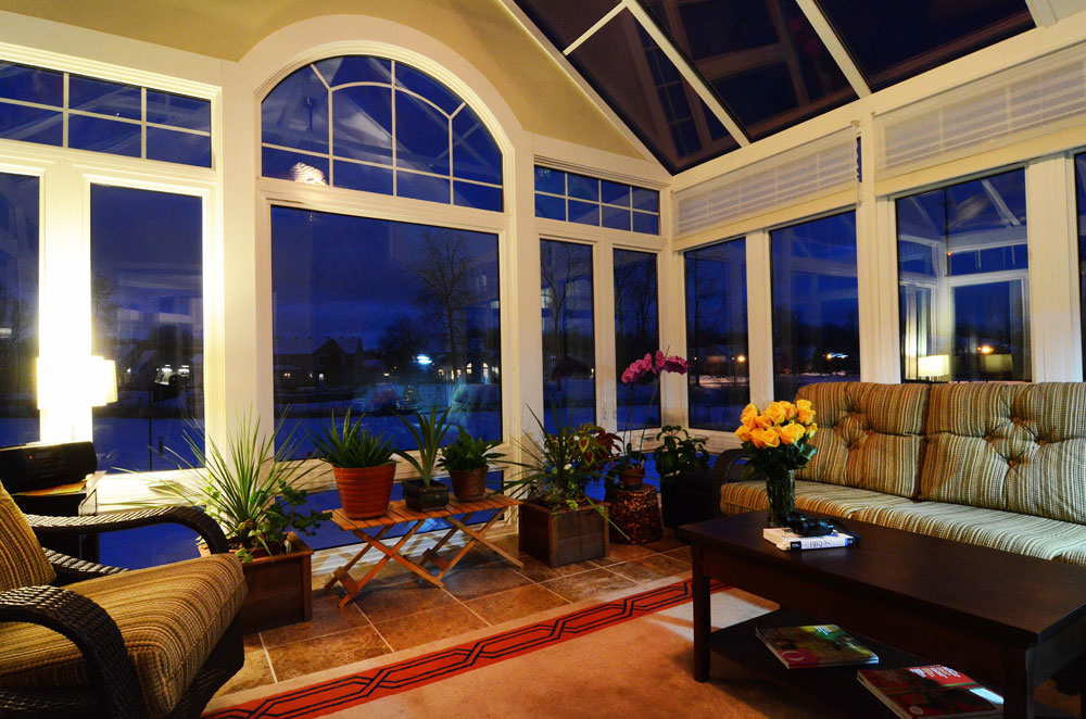 Glass Roof Sunrooms Curved Eave Amp Straight Roof Studio