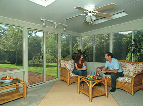 three season sunroom installation seasonal outdoor addition for homes