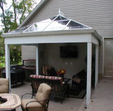 patio cover by pasunrooms